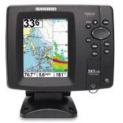 Sonar e GPS Humminbird 587CXi HD Combo Tela 4,5