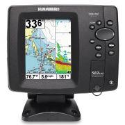 Sonar e GPS Humminbird 597CXi HD Di Combo Tela 5