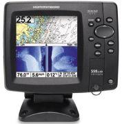 Sonar e GPS Humminbird 598CXi HD Si Combo Tela 5