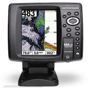 Sonar e GPS Humminbird 688CXi HD Di Combo Tela 5