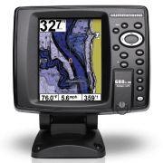 Sonar e GPS Humminbird 688CXi HD Tela 5