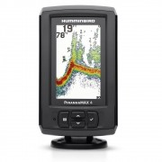 Sonar Humminbird Piranha Max 4 Display Colorido 256 Cores 10,9cm