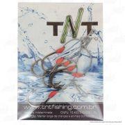 Suporte Hook TNT Duplo Número 1 Cartela com 3 Unidades