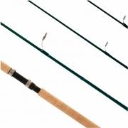 Vara de Pesca Lumis Infinity Green 1,68m 4-12lb Ação Leve Inteiriça para Molinete IS56121
