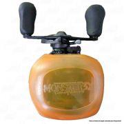 X-Bubble Capa Protetora de Carretilha Monster 3X Cor Laranja Manivela Esquerda