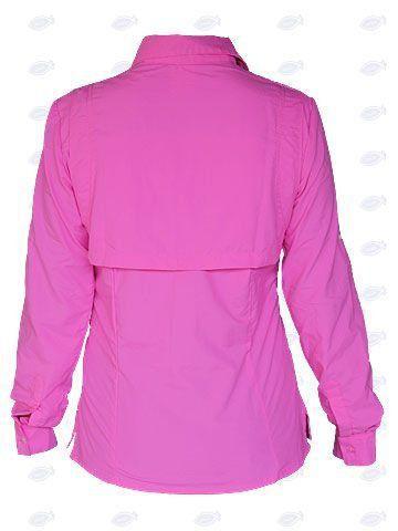 Camisa Feminina Veefs Rosa Tamanho PP