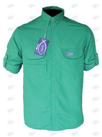 Camisa Masculina Veefs Verde Tamanho PP
