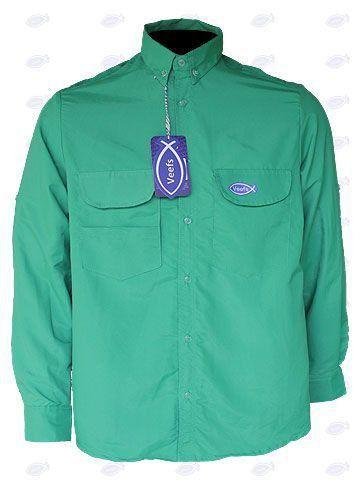 Camisa Masculina Veefs Verde Tamanho P