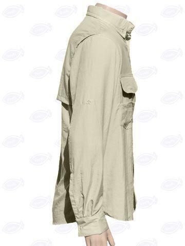 Camisa Masculina Veefs Bege Tamanho PP