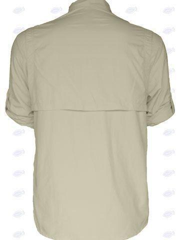 Camisa Masculina Veefs Bege Tamanho M