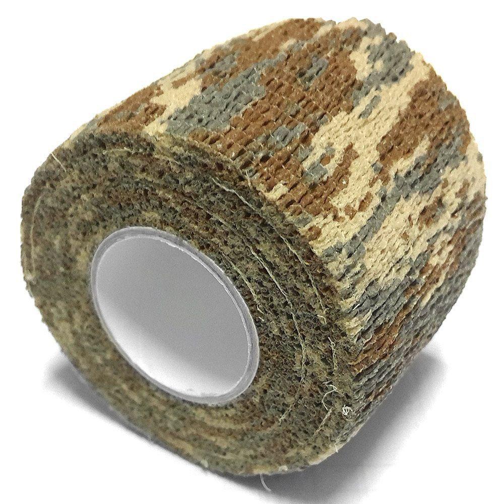 Albatroz Protect Camuflagem Fita de Proteção para Mãos e Dedos