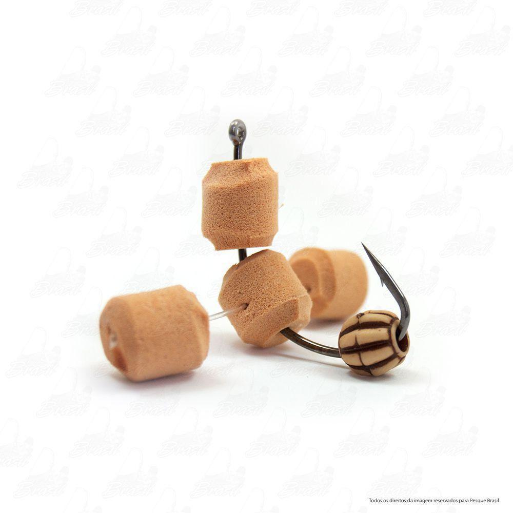 Anteninha Bóias Barão Escorpião EVA com Miçanga Anzól Sasame Modelo Pitanga Diferenciada