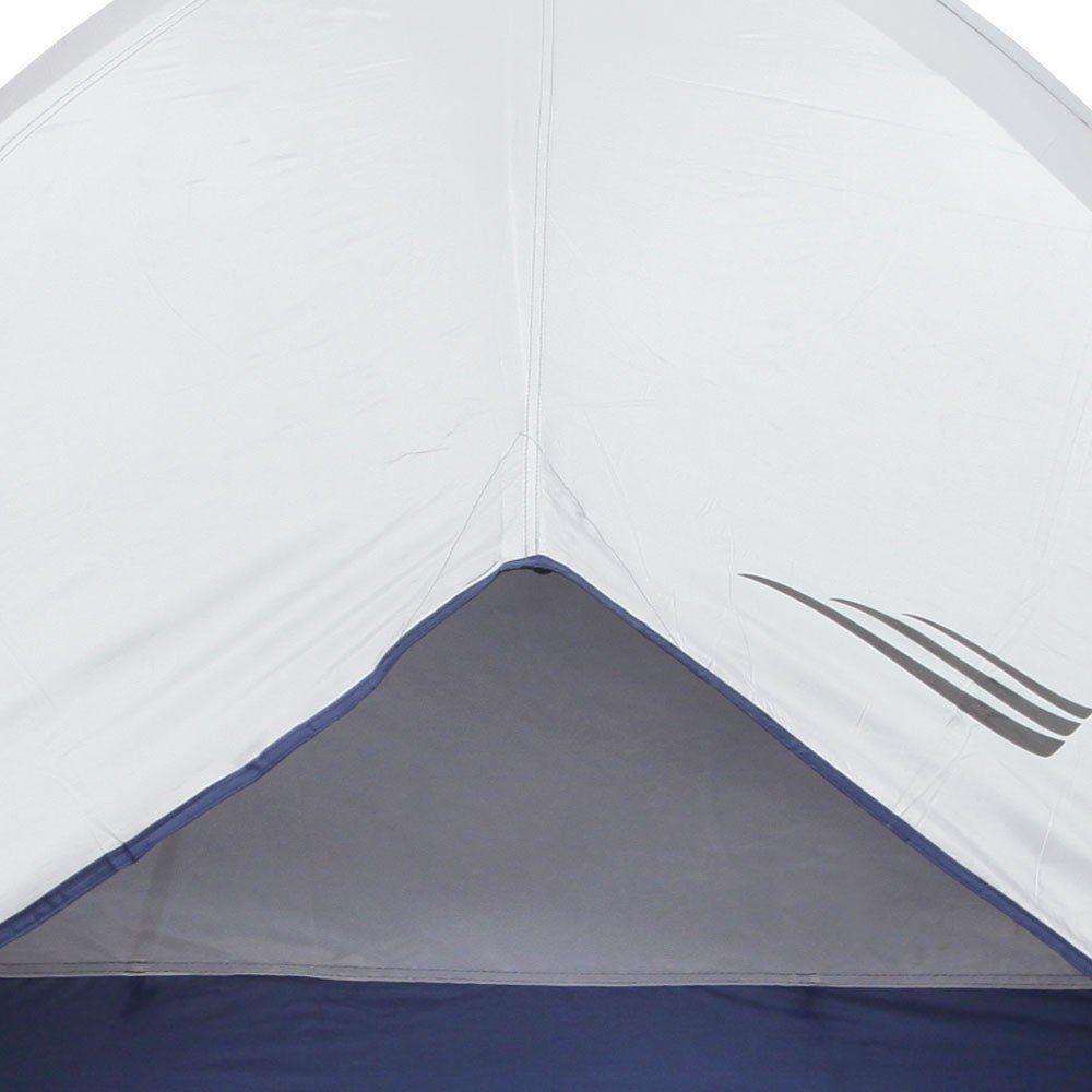 Barraca de Camping Nautika Dome 5 para 5 Pessoas com Sobreteto