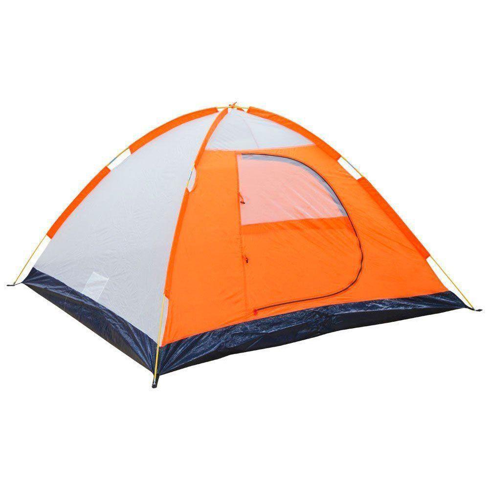 Barraca de Camping Nautika Falcon 2 para 2 Pessoas Iglu com Sobreteto