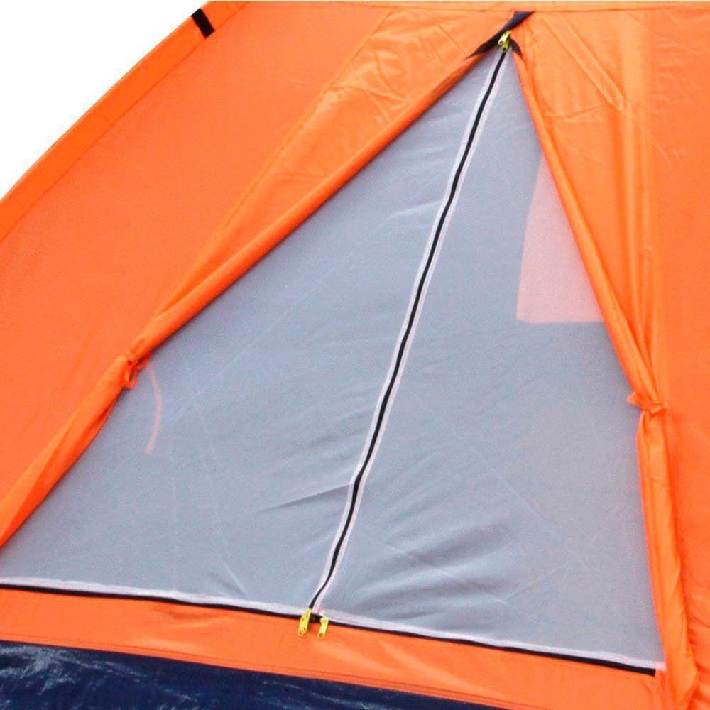 Barraca de Camping Nautika Panda 3 para 3 Pessoas Iglu