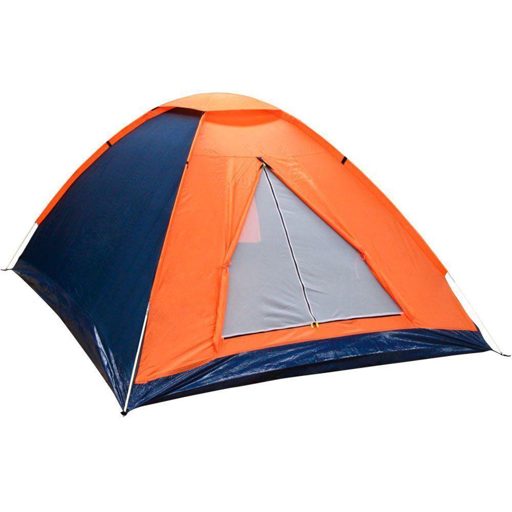 Barraca de Camping Nautika Panda 4 para 4 Pessoas Iglu