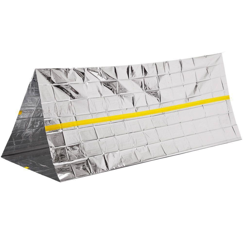 Barraca de Emergência em Alumínio Guepardo com Corda de Nylon para Situações de Sobrevivência