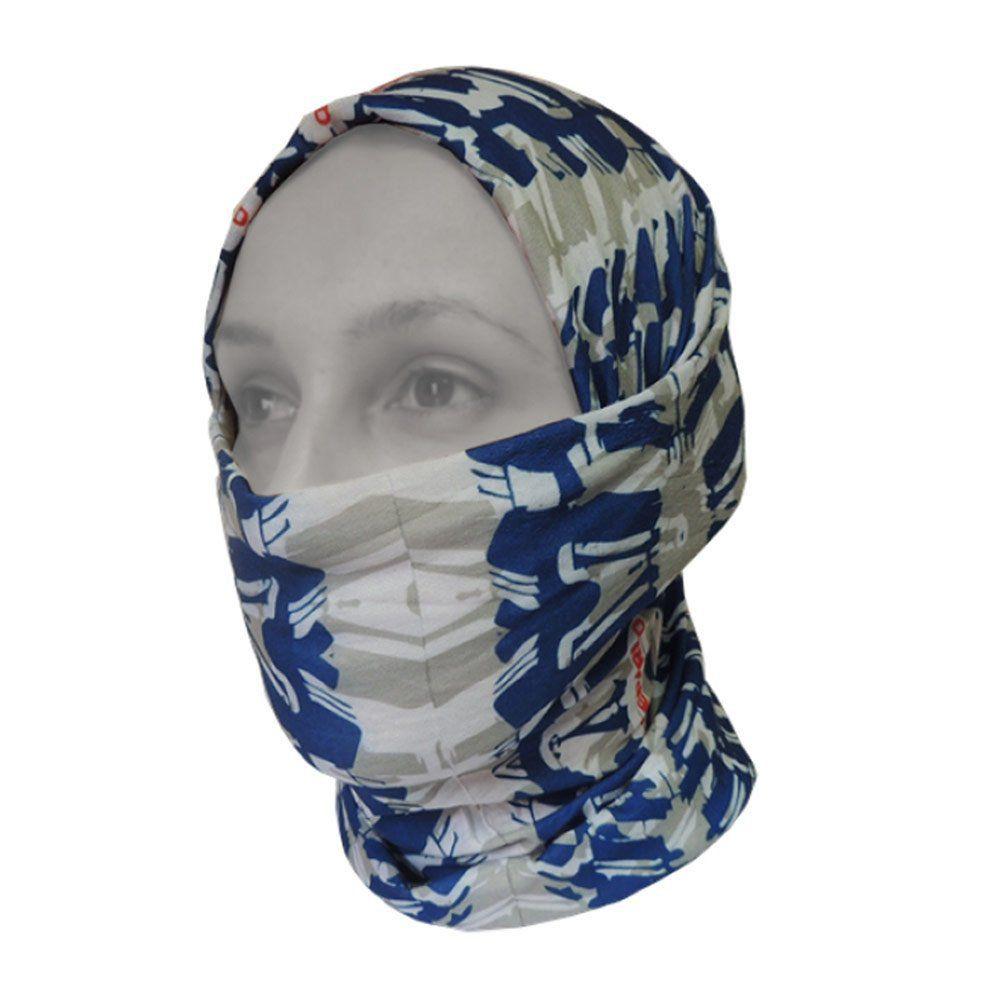 Máscara de Proteção Solar Breeze Guepardo Bike Running GA0303 com Filtro UV