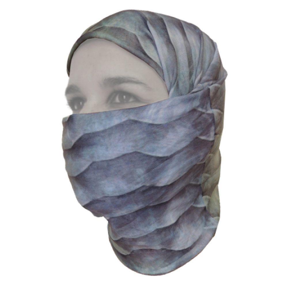 Máscara de Proteção Solar Breeze Guepardo Tarpon GA0307 com Filtro UV