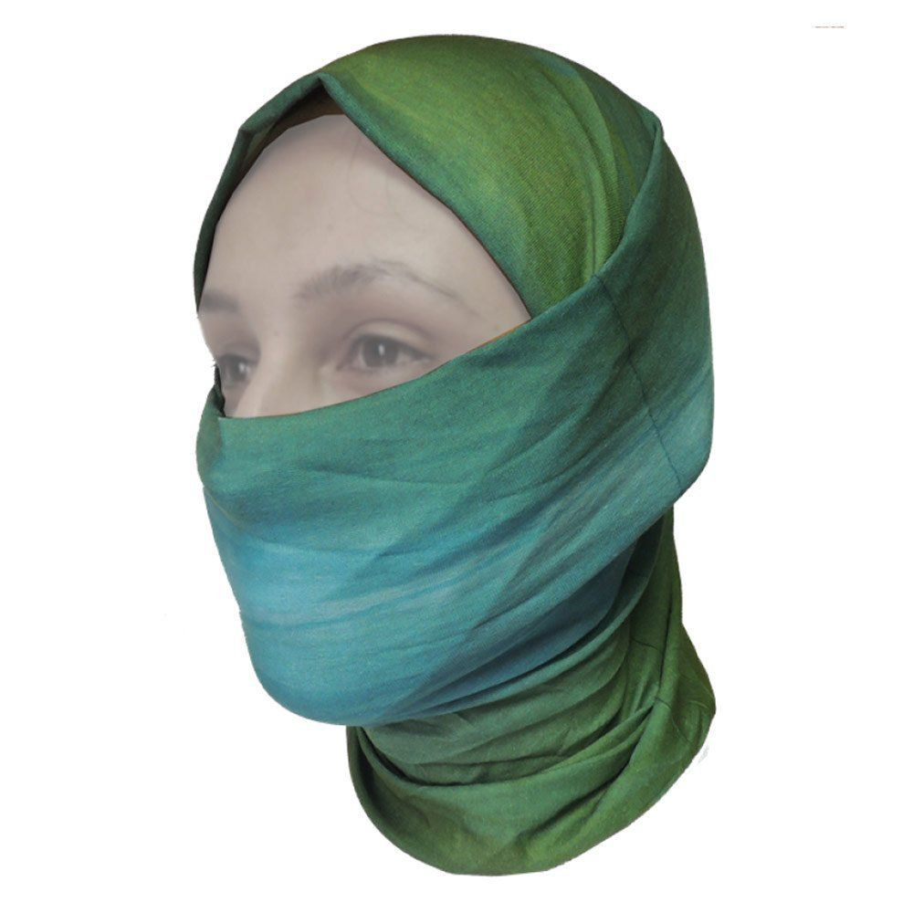 Máscara de Proteção Solar Breeze Guepardo Trekking Camping GA0304 com Filtro UV