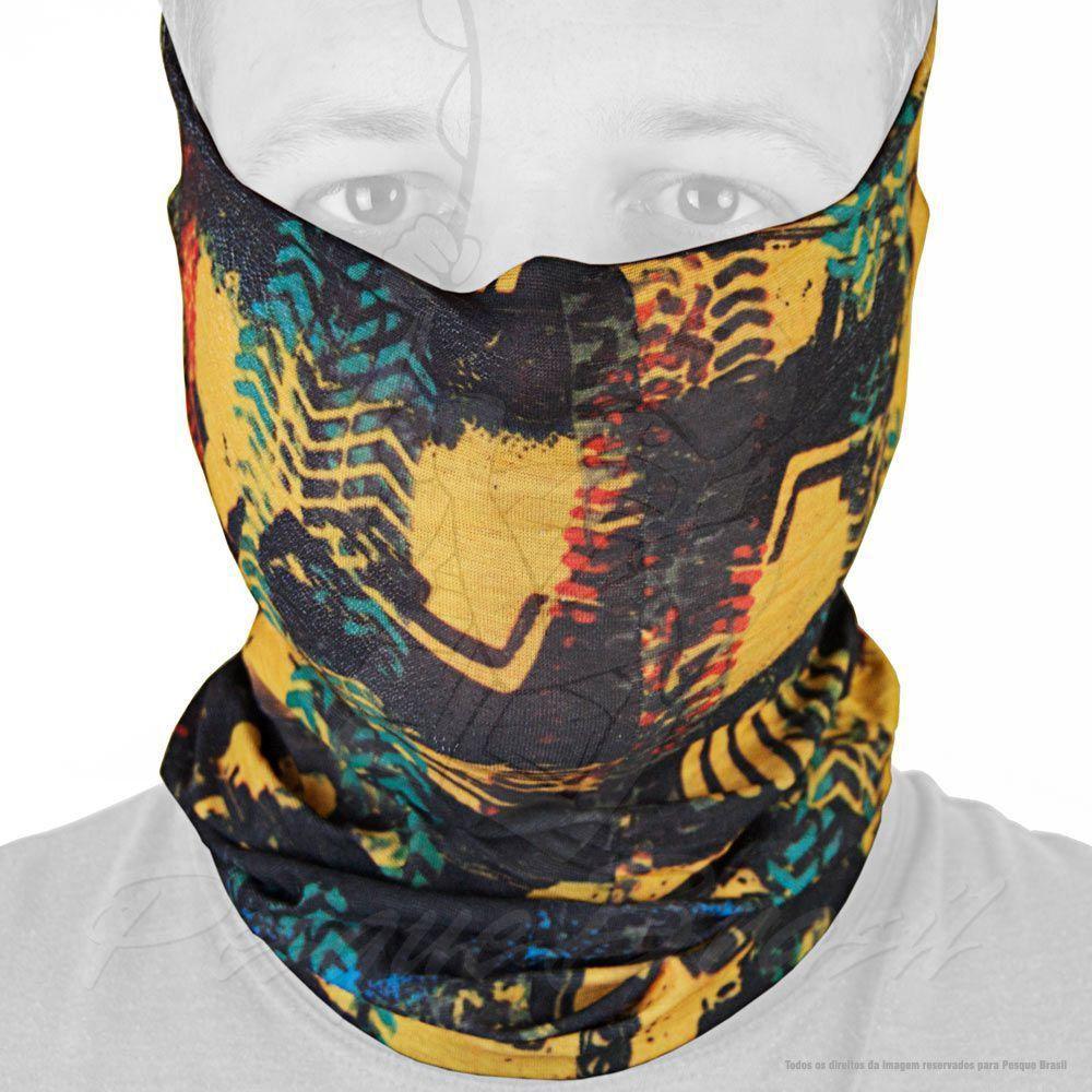 Máscara de Proteção Solar Top Skin Albatroz com Filtro Solar Stylus Modelo 2