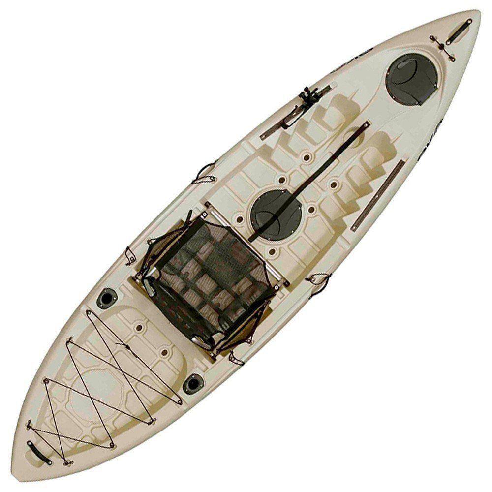 Caiaque de Pesca Caiman 100 Hidro 2 Eko