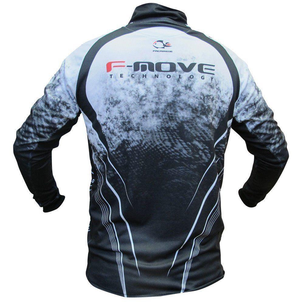 Camiseta de Pesca Faca na Rede F-Move IV