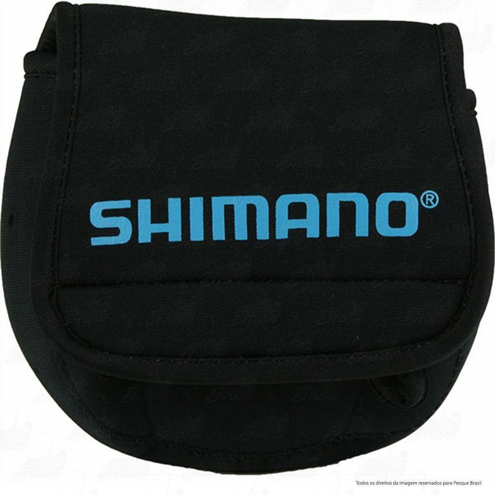 Capa Protetora de Molinete Shimano Case Tamanho G Direita e Esquerda ANSC850A