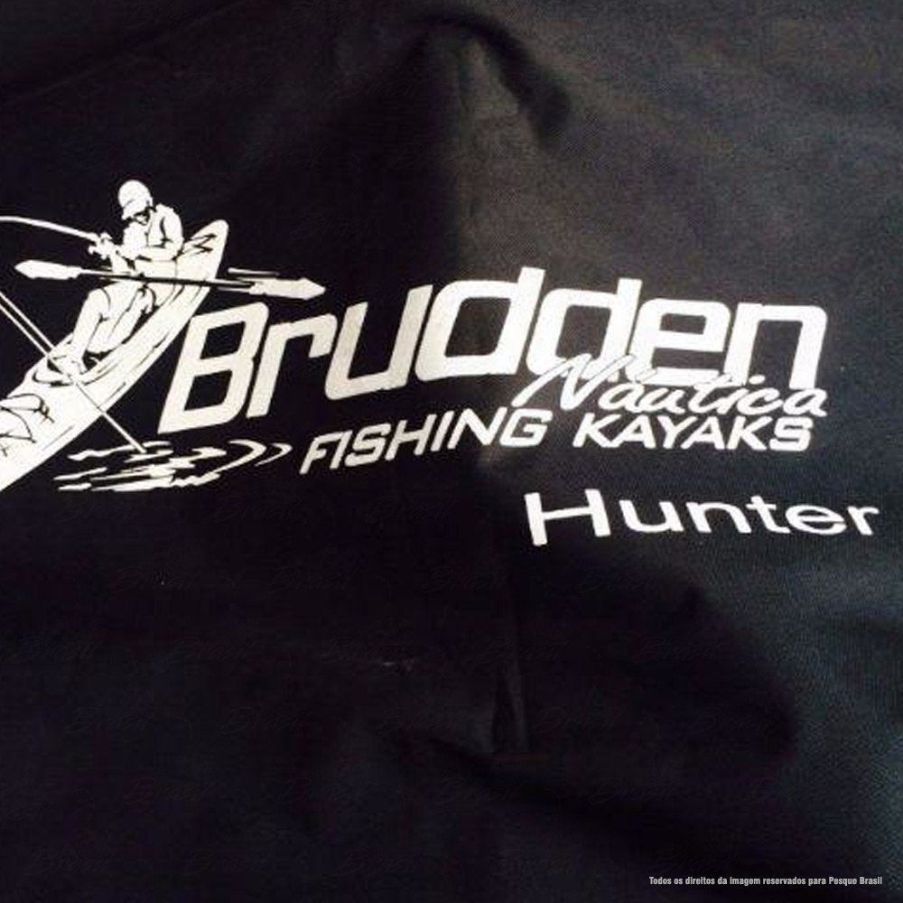 Capa Protetora Para Caiaque Hunter Fishing Brudden Náutica
