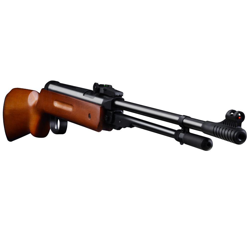 Carabina de Pressão Fixxar Nitro West Calibre 5,5 mm
