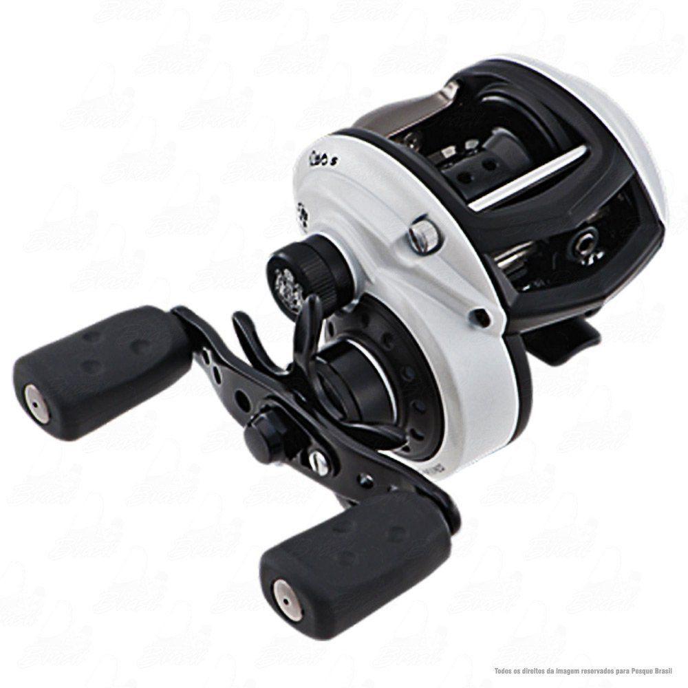 Carretilha de Pesca Abu Garcia Revo S RVO3 Direita ou Esquerda 6.4:1 Drag 9kg
