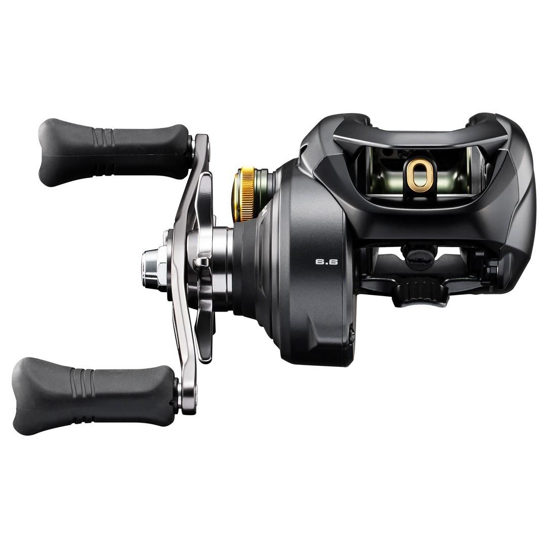 Carretilha de Pesca Shimano Curado K 300 ou 301 HG 6.6:1 Drag 8kg