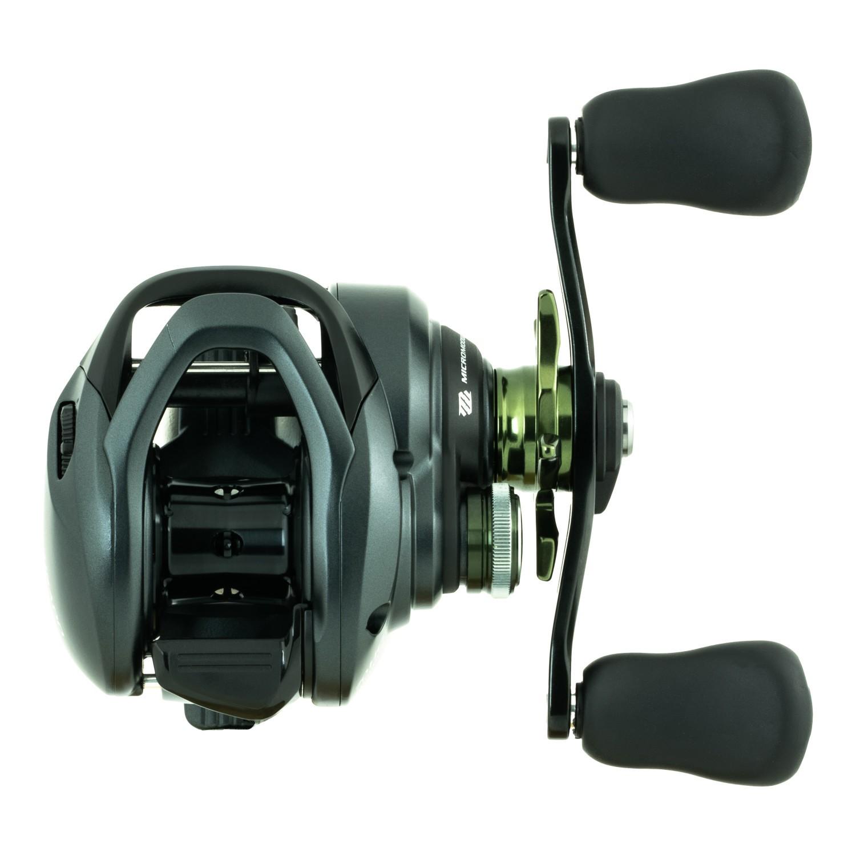 Carretilha de Pesca Shimano Curado K MGL 70 ou 71 HG 7.4:1 Drag 5kg