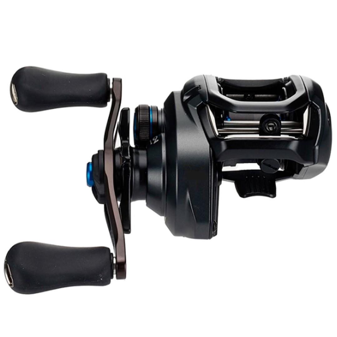 Carretilha de Pesca Shimano SLX MGL 70 ou 71 HG 7.2:1 Drag 5,5kg