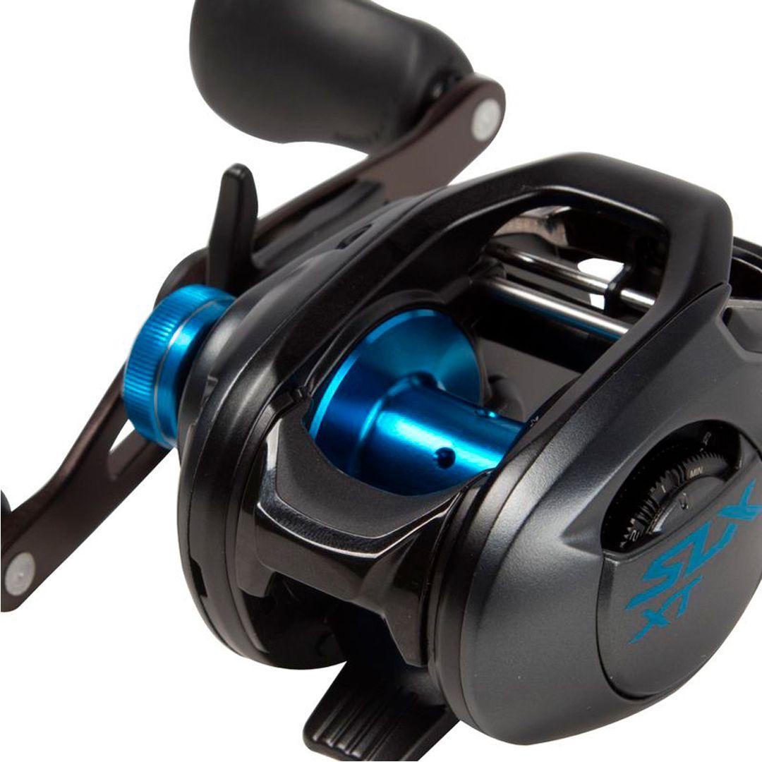 Carretilha de Pesca Shimano SLX XT 150 ou 151 HG Recolhimento 7.2:1