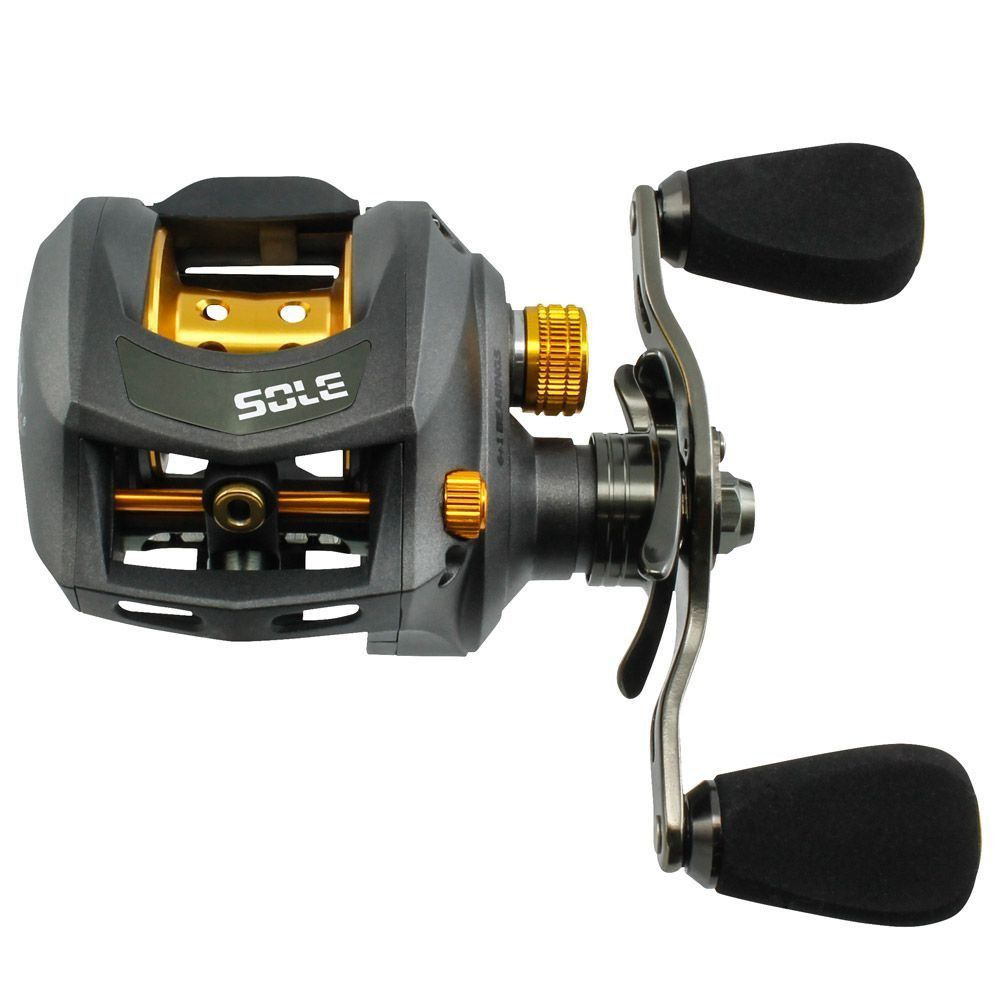 Carretilha de Pesca Sole 150 Saint Plus NOVA