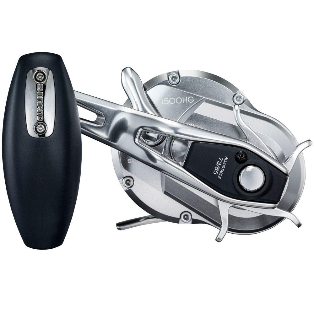 Carretilha Shimano Ocea Jigger 1500 HG Direita