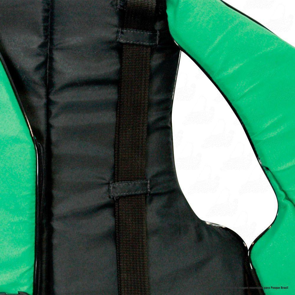 Colete Salva Vidas Wave para 130 kg Jogá Cor Camuflado