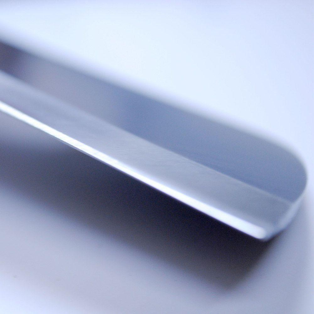 Facão Dixon Guepardo em Aço Inox 420 Soft Grip Aderente Full Tang Alta Resistência e Bainha em Nylon Balístico