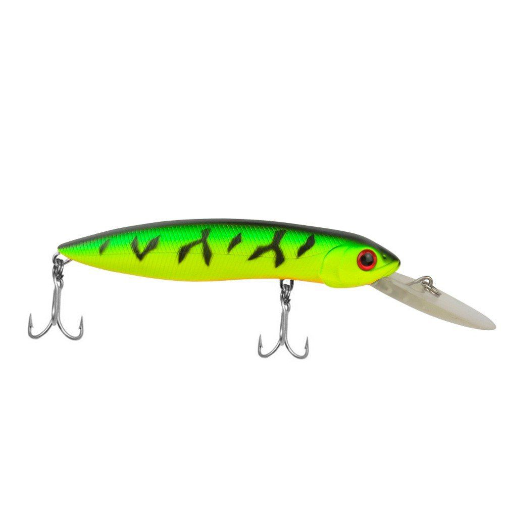Isca Artificial Marine Sports Power Minnow 120mm 32g