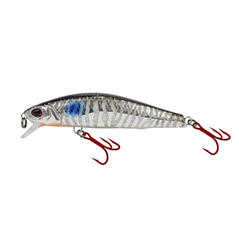 Isca Artificial Raptor Minnow 70 Marine Sports 7cm Peso 7,5g
