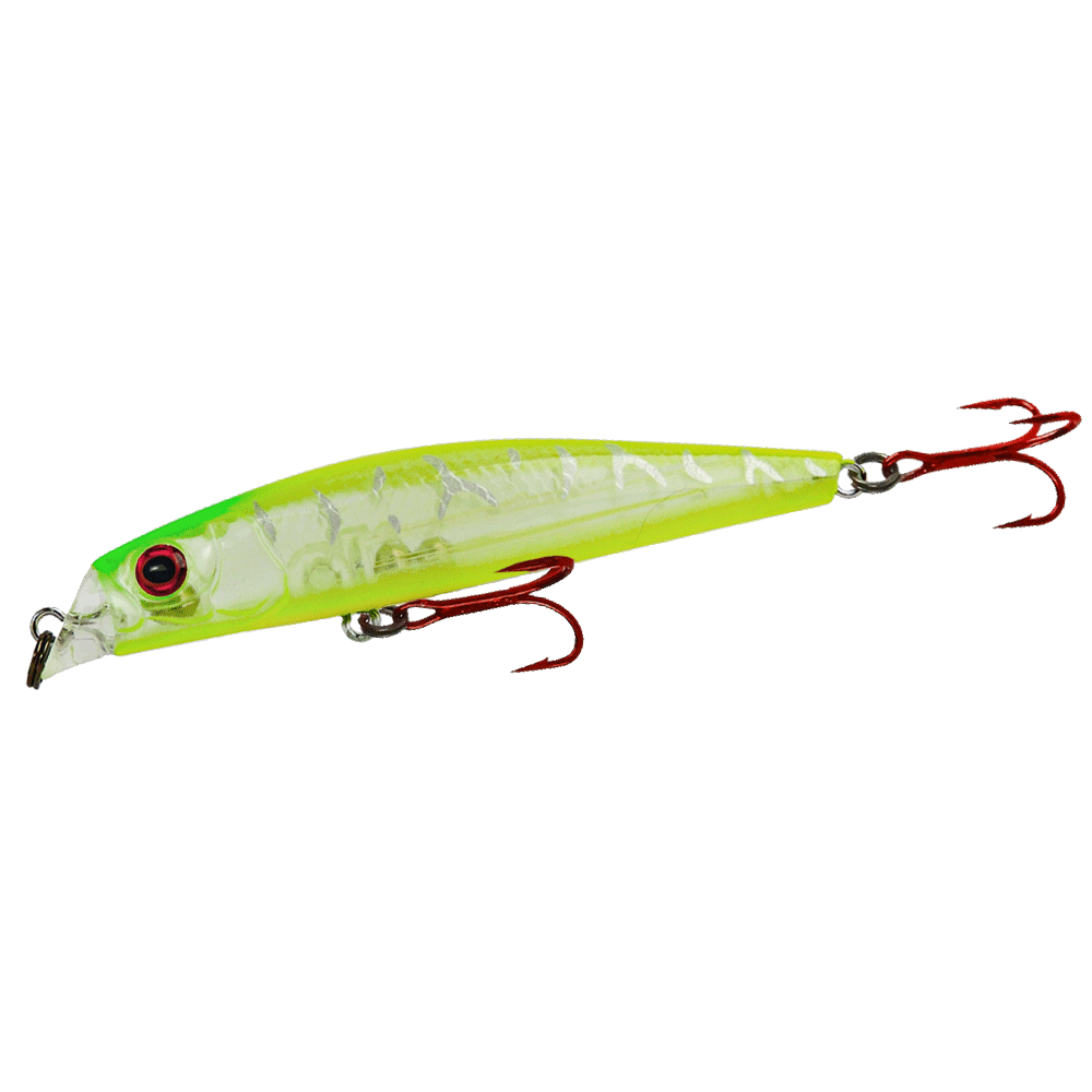 Isca Artificial Rei do Rio 95 Minnow Marine Sports 9,5cm Peso 11g