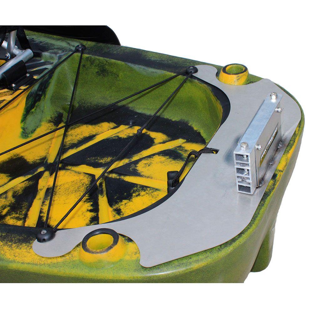 Kit Pantaneiro Jet Turbo Cut + Acelerador remoto + Suporte Traseiro Mero