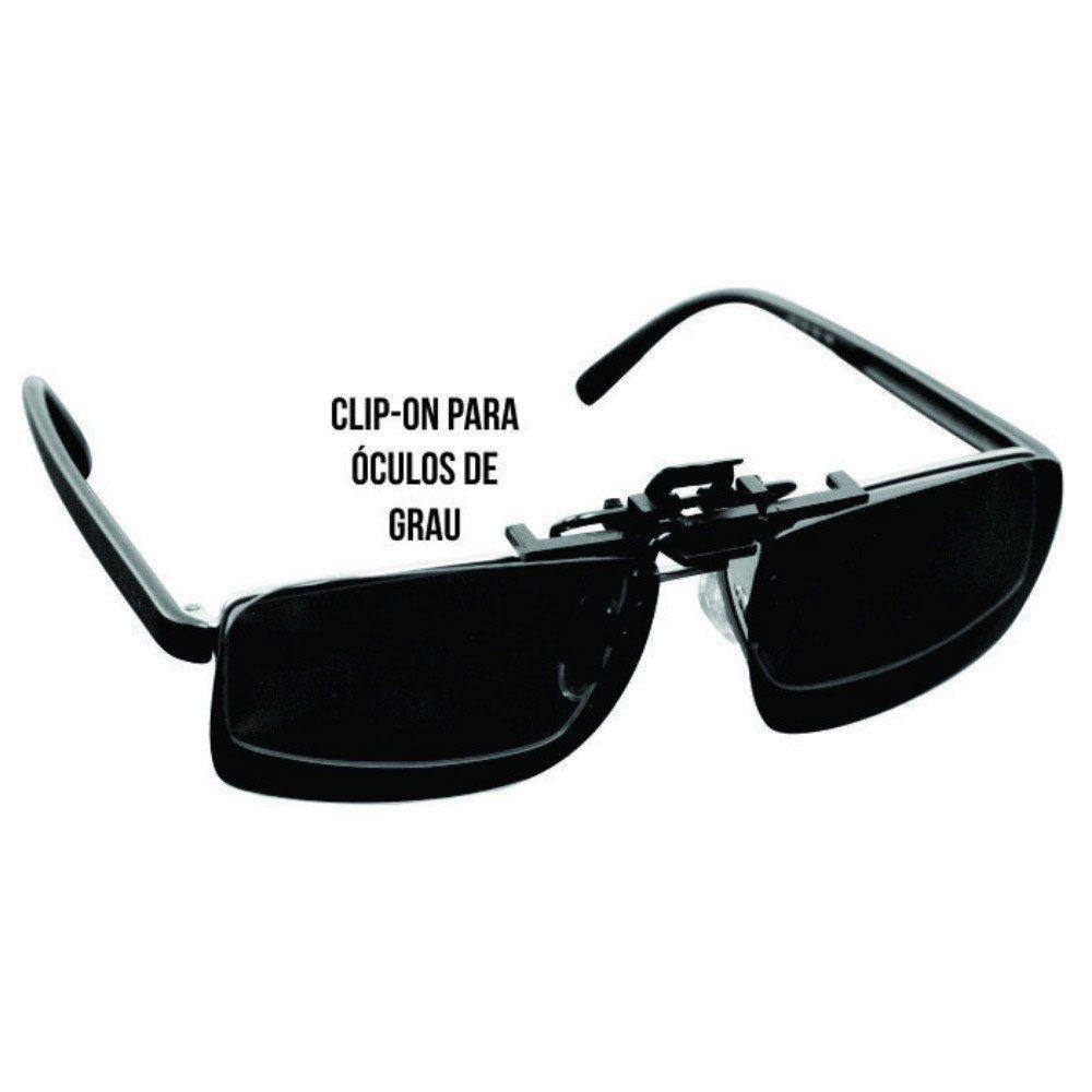 07dd2aabfbd7d ... Lente Clip-On Marine Sports Lente Polarizada para Óculos de Grau -  PESQUE BRASIL ...