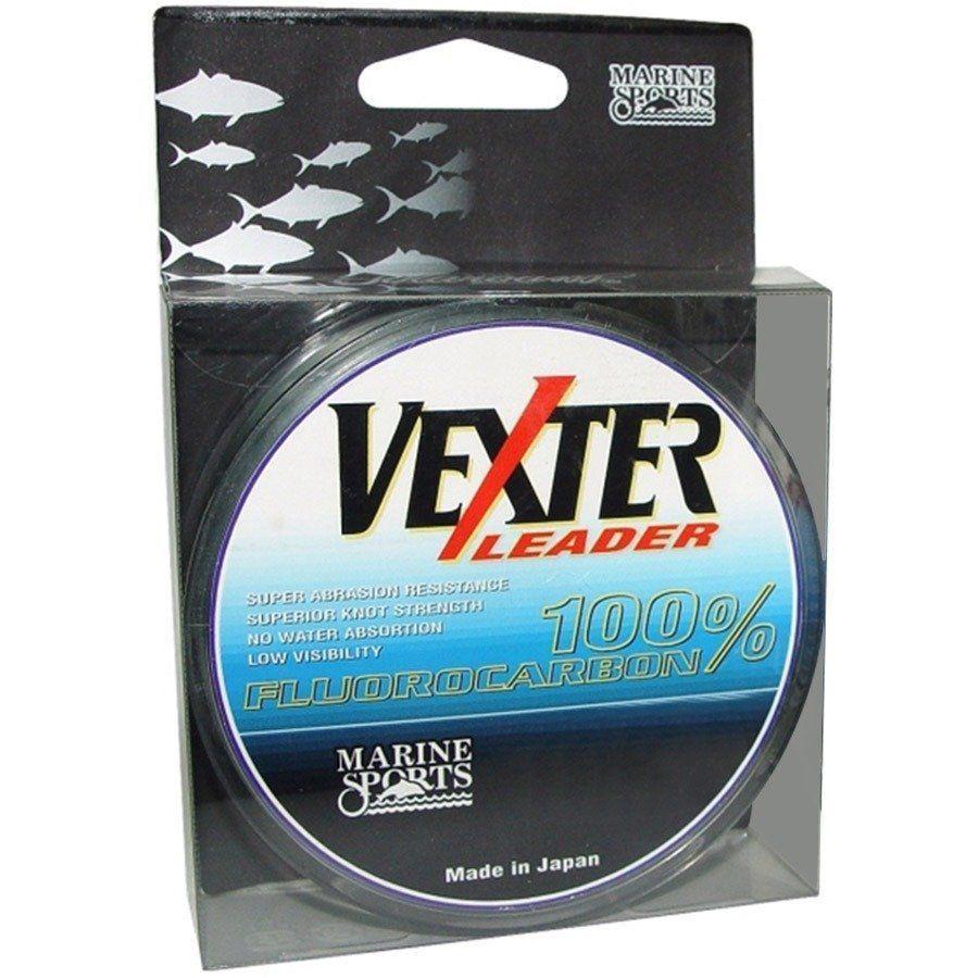 Linha Marine Sports Vexter Leader Fluorcarbon 0,47mm 29lb 13Kg 50m