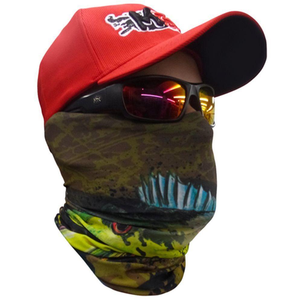 Máscara de Proteção Solar Monster 3X Cor Datena Compass com Filtro UV