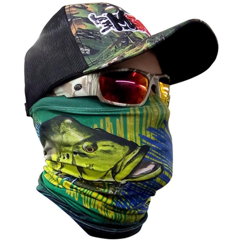 Máscara de Proteção Solar Monster 3X Cor Spot 02 com Filtro UV
