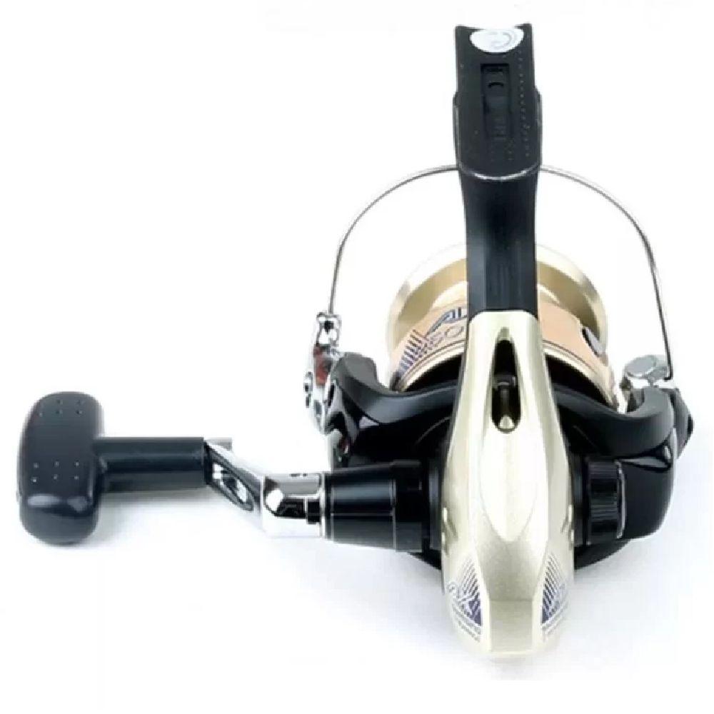 Molinete Shimano AX FB 4000 Fricção Dianteira Drag 6kg Relação 5.2:1