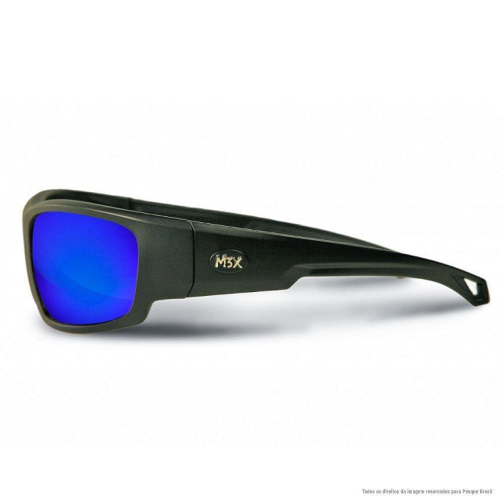 Óculos de Sol Polarizado Black Monster 3x