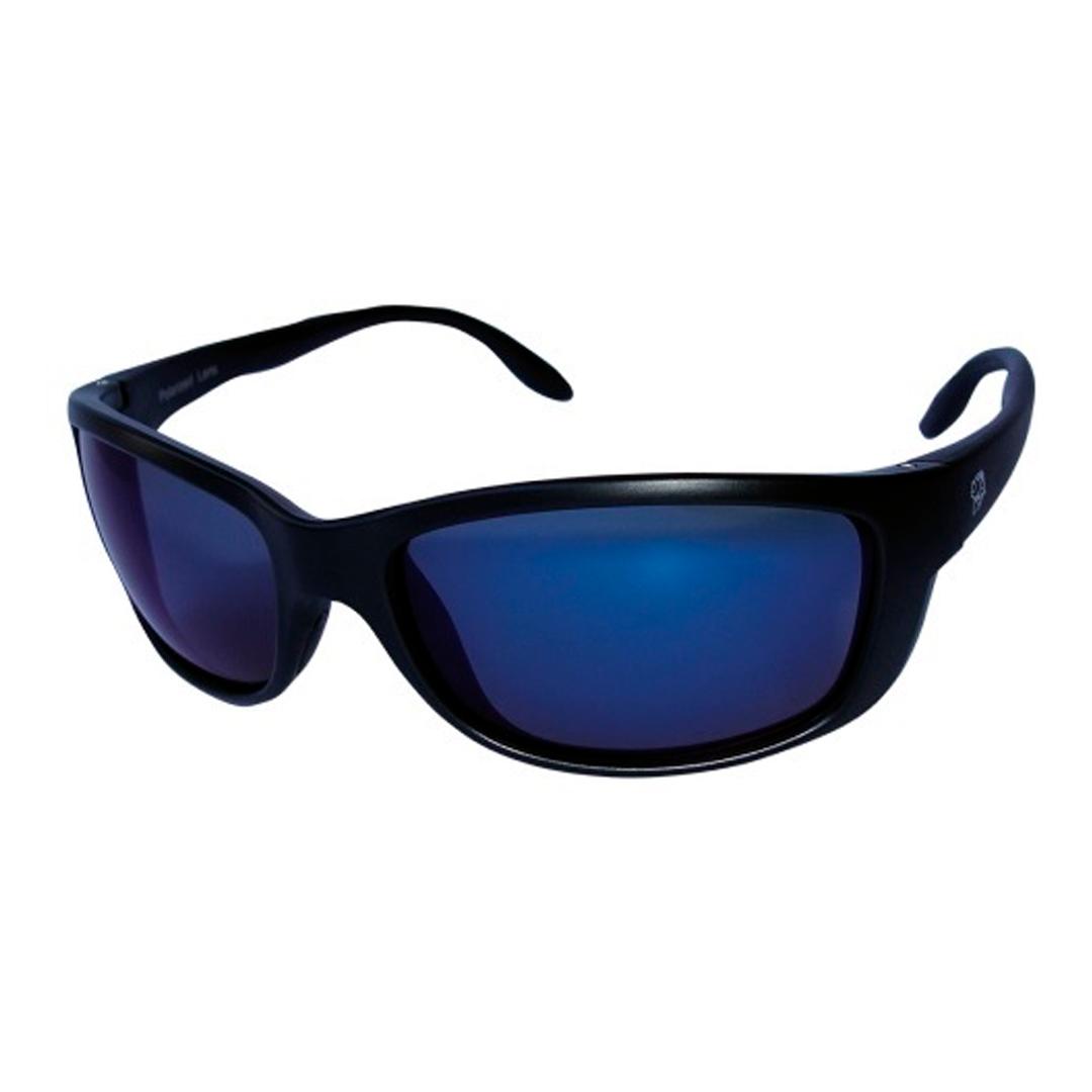 Óculos Polarizado Pro-Tsuri Mako P0030 Preto com Lente Azul Espelhada